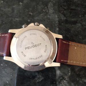 Peugeot Accessories - Men's Peugeot Watch